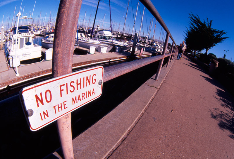 No Fishing © Dennis Mojado