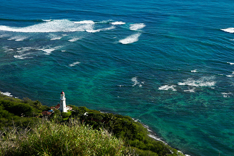 Oahu South Shore Lighthouse © Dennis Mojado
