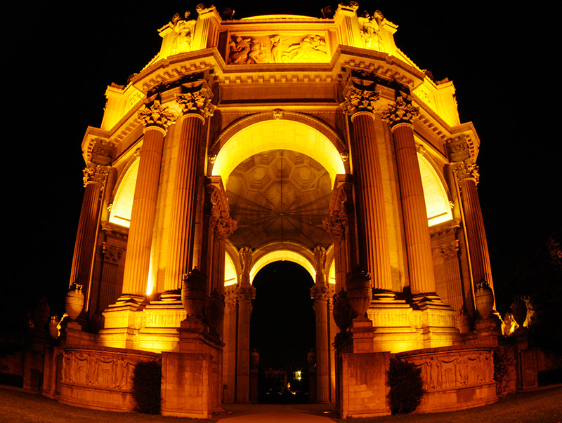 Palace of Fine Arts © Dennis Mojado