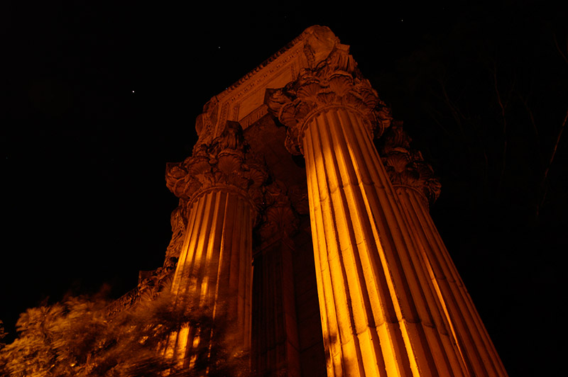 Palace of Fine Arts III © Dennis Mojado